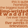 mrwubbles: (TOP GEAR Quote Limp Waddle)