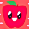 reddelicious: An apple with a cute face (Default)