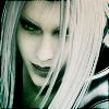 gnome: (FF7 AC Sephiroth)