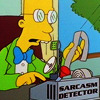 maevele: frink with his sarcasm detector (sarcasm)