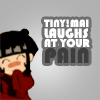 lizbee: (Avatar: Tiny Mai mocks your pain)