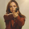 skieswideopen: Echo from Dollhouse, aiming a gun (Dollhouse: Echo)