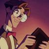 oogiesean: (Milo reading)
