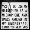 thegrrlgeek: (Hairbrush)