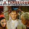 rebcake: Spike, Dru, Chaos Demon — Threesome? (threesome)