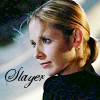 rebcake: Buffy, pretty slayer (slayer)