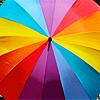 politicette: (Rainbow Umbrella)