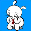 alyse: (bunny - thinking bunny)