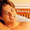 alyse: (jensen - morning!)