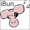 alyse: (bunny - headphones)