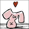 alyse: (bunny - love)