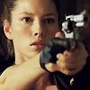 alyse: (blade - abigail gun)