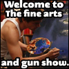 brosedshield: (fine arts and gun club)