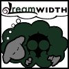 """soc_puppet: [Homestuck] God tier """"Doom"""" themed Dreamsheep (Sheep of Doom, DOOOOOOOM)"""