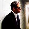 skieswideopen: John Crichton in a suit and sunglasses (Farscape: MIB Crichton)