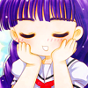 laceblade: Chibi Tomoyo blushing with eyes downcast, hands clutching face (CCS: Tomoyo overcome)