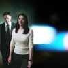 skieswideopen: Emily Prentiss & Aaron Hotchner standing side-by-side (Criminal Minds: Hotch & Prentiss)