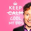 kol: (Keep cool my BBs!)