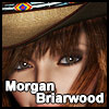 briarwood: Girl in a cowboy hat (3d rendered image) (Cowgirl)