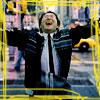 briarwood: Heroes: Hiro celebrating in New York street (Heroes Hiro)