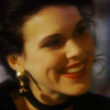 skieswideopen: Forever Knight: close up on Janette's face, smiling (FK: Janette smiling)