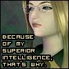 seventhe: (Quistis: smarter than you!)