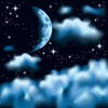 marcicat: (moon and stars)