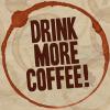 dine: (drink coffee - misbegotten)