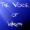 thevoiceofwrath: The Voice of Wrarth written in white on a blue background. (Default)