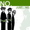 seoinage: (RenjiShuuheiKira - Just Say No by unionc)