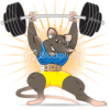 supergee: (gym rat)
