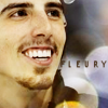 snickfic: close-up photo of Marc-Andre Fleury (flower close)