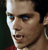 voluntaryapnea: Would love to credit though! (blue-eyed werewolf, evil -- blue eyes)