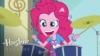 angyl: Pinkie Pie humanized drumming (pinkie pie, EAT DRUM) (Default)
