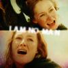 emei: (eowyn: i am no man)