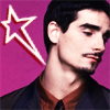 pensnest: Kevin Richardson with pointy star (Kevin star)
