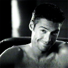 pensnest: Ian Lawless from the fragrance ad, smirking adorably (Flawless)