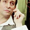outlineofash: Actor Jeremy Brett with a look of bored disbelief. (Mood - Seriously?)