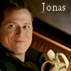 thothmes: Jonas Eating a Banana and Grinning (Jonas W. Banana)