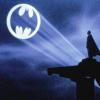freefalling: (Bat signal)