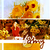 syntaxofthings: Amy Pond from Doctor Who sitting among sunflowers. ([dr who] amy among sunflowers)