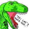 botkin: (dinosaur)