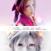 white_materia: ((aerith & cloud) glance)