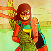 goodbyebird: Ms. Marvel: Kamala wrestles an alligator. (C ∞ Theme music. I need theme music.)