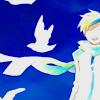 """elydesia: """" vocaloid """" (happy kaito)"""