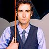 luciazephyr: Andrew Bird, standing under an umbrella ([♪] my name is a blackbird)