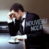 "luciazephyr: Lassiter from Psych in black suit and tie, ""nouveau noir"" ([PSY] neo-noir man)"