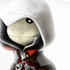luciazephyr: a sackboy plush of Ezio Auditore, VERY adorable ([Misc] everything is permitted)