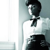 "luciazephyr: Janelle Monae, ""the silver bullet's in your hand"" ([♪] the silver bullet's in your hand)"