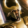 highways: [Dutch-angle view of Heimdall from 2011's Thor, looking pissed.] (MARVEL ☌ god of fucking your shit up)